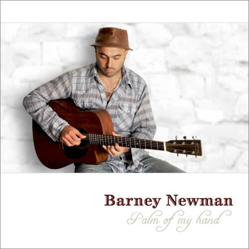 palm Of My Hand By Barney Newman